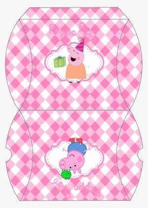 a9346eb7d9c Peppa Pig And Family - Modelo Caixa Travesseiro Peppa Pig  2669