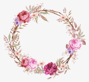 floral frame png transparent floral frame png image free download pngkey floral frame png transparent floral