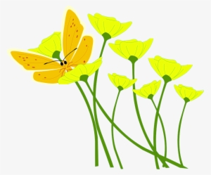 Yellow Flowers Png Transparent Yellow Flowers Png Image Free