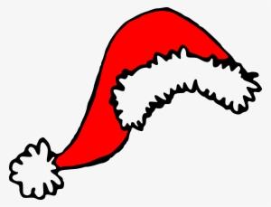 a2ce3da62e19c Stephantom Santa Hat Clip Art - Santa Hat Clipart Transparent Background   10567