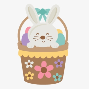 Easter bunny cute. Clipart png transparent image