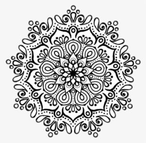 White Mandala Png Transparent White Mandala Png Image Free Download