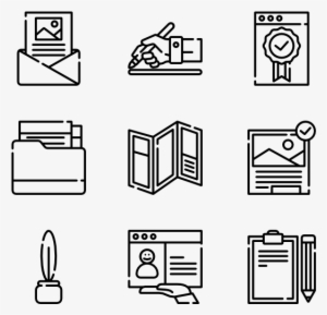 Resume Icons Png Transparent Resume Icons Png Image Free Download Pngkey
