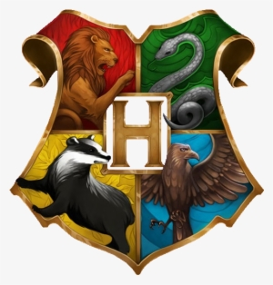 photo about Hogwarts House Crests Printable known as Hogwarts Crest PNG, Clear Hogwarts Crest PNG Graphic