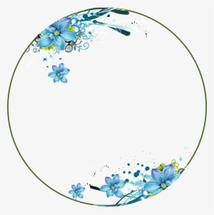 Blue Flower Png Transparent Blue Flower Png Image Free