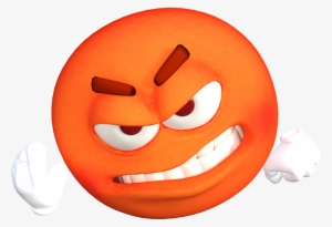 Angry Face Emoji Png Transparent Angry Face Emoji Png Image Free