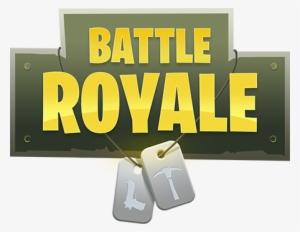 Fortnite Battle Royale Png Transparent Fortnite Battle