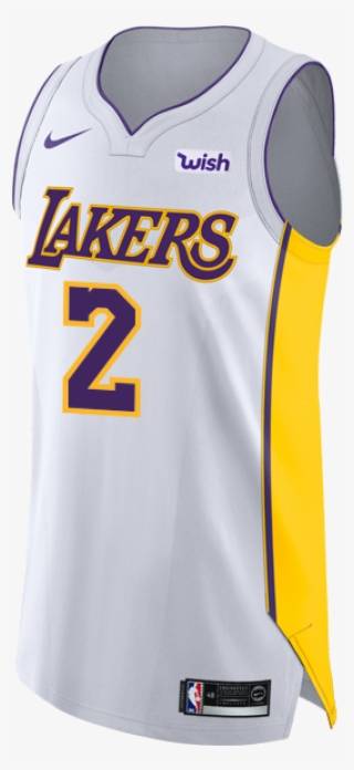 6d006bfa5 Team Los Angeles Lakers - Lakers Authentic Jersey  1107054