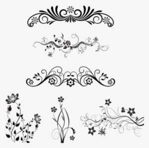 Floral Vector Png Transparent Floral Vector Png Image Free Download