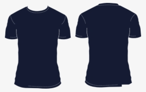 T Shirt Template Blank Shi
