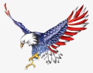 American Flag Eagle Png Transparent American Flag Eagle Png Image