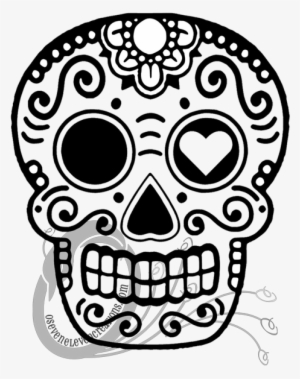 Skull Drawing Png Transparent Skull Drawing Png Image Free Download