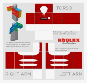 Roblox Shirt Template Png Transparent Roblox Shirt Template Png