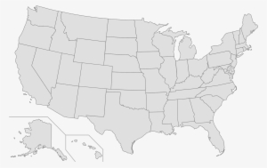 Us Map PNG, Transparent Us Map PNG Image Free Download - PNGkey  States In The Us on