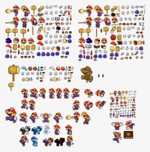 Mario Sprite Png Transparent Mario Sprite Png Image Free