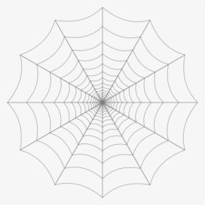 Spider web transparent background. Png