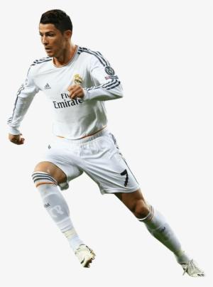 93ef5c11f Playing Sideview Ronaldo - Cristiano Ronaldo No Background #1368336