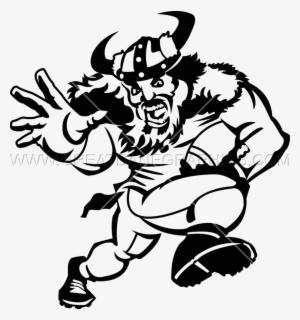 83e81ff03 Viking Football Player - Illustration  1413011