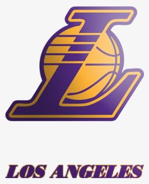 728cda08592 Nba 2018-19 New Season Los Angeles Lakers Team Apparel - Lakers L Logo