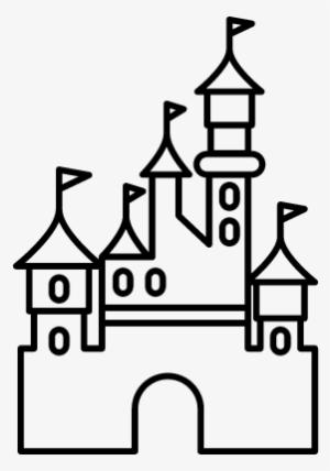 Walt Disney Castle Logo Png