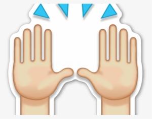 Emoji Hands PNG, Transparent Emoji Hands PNG Image Free