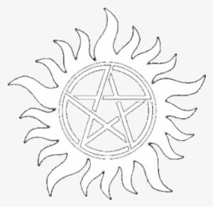 Supernatural Symbol PNG, Transparent Supernatural Symbol PNG