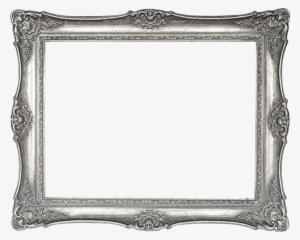 Silver Frame Png Transpa Image Free