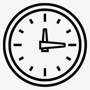 Clock Icon PNG, Transparent Clock Icon PNG Image Free