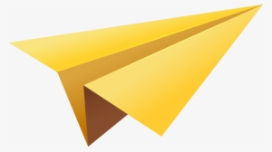 transparent background paper airplane png transparent