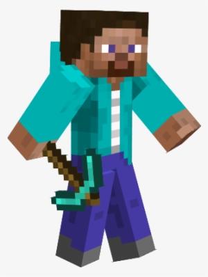 Minecraft Steve Png Transparent Minecraft Steve Png Image Free Download Pngkey