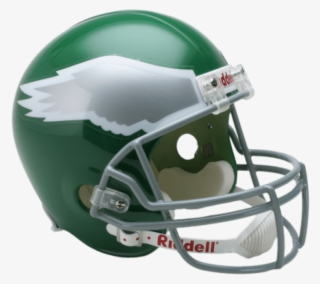 Philadelphia Eagles Throwback 1974 To 1995 Full Size - Philadelphia Eagles  Helmets  1842275 b23a650cf