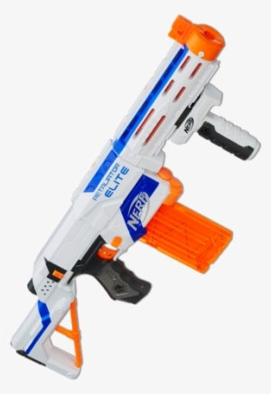 Fortnite Scar Png Nerf N Strike Elite Longshot Cs 6 Blue