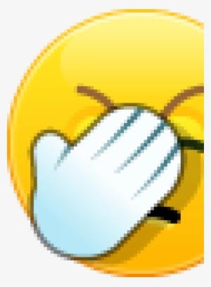 Facepalm Emoji PNG, Transparent Facepalm Emoji PNG Image