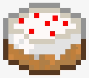 Minecraft Cake Png Transparent Minecraft Cake Png Image Free