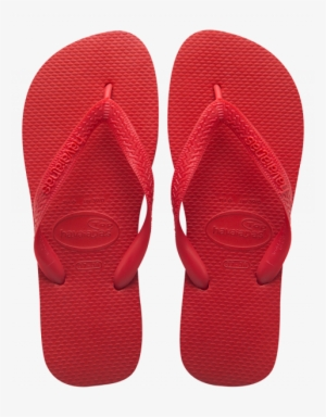 0ba86aaf4 Red Flip-flops By Havaianas - Red Top Flip-flop - Unisex  1974988
