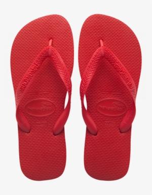 3c18892eb Red Flip-flops By Havaianas - Red Top Flip-flop - Unisex  1974988