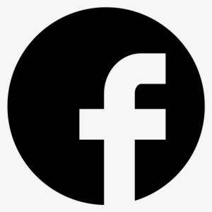 Facebook Black Png Transparent Facebook Black Png Image