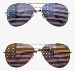 c649fee3b5 American Flag Aviator Sunglasses - American Flag Silver Aviator Sunglasses   2107600