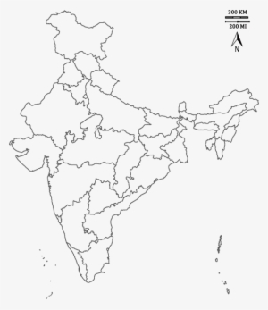 India Map PNG, Transparent India Map PNG Image Free Download - PNGkey