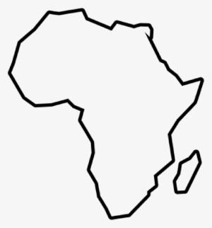 Outline Africa Map Png.Africa Outline Png Transparent Africa Outline Png Image