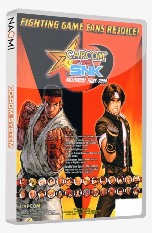 Capcom Logo - Snk Vs  Capcom: Svc Chaos - Free Transparent PNG