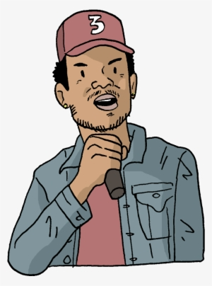 7100b8d9d794a Chance The Rapper Fans Rally Up To Make Him Mayor Of - Chance The Rapper  Clipart