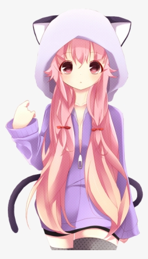 Cute Anime Girl PNG, Transparent Cute Anime Girl PNG Image Free Download -  PNGkey
