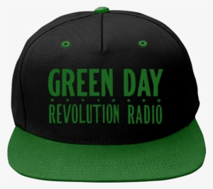 4ab07442ca3c8 Click For Larger Image - Green Day Revolution Radio Hat  2302055