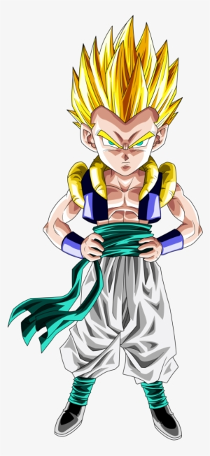 Gotenks Png Transparent Gotenks Png Image Free Download Pngkey
