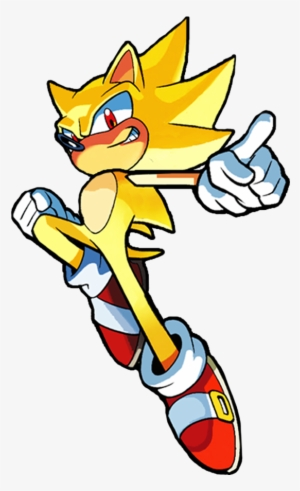 Super Sonic PNG, Transparent Super Sonic PNG Image Free