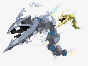 0a02f222 Mega Steelix By Tails19950 On Deviantart - Pokemon Shiny Mega Steelix  #2329941