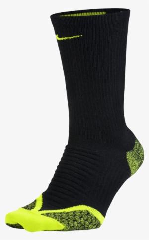 429ab0c15 Nike Elite Wool Cushion Senior Crew Sock - Nike Elite Hypervenom Senior  Crew Sock #2361740