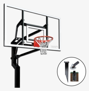 0b58367b2bd Competition-grade Basketball Goals - Basketball Hoops At Scheels  240268