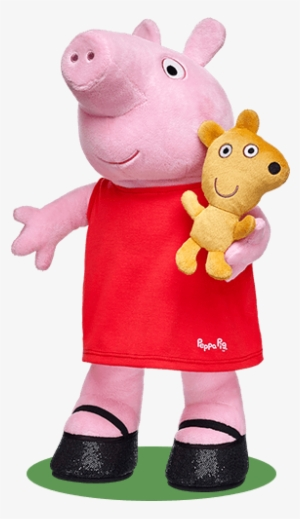 5fb3a891858 Peppa Pig At Build A Bear Build A Bear